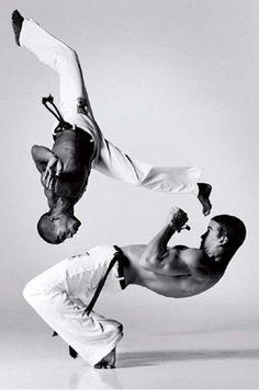 Capoeira :: danza de Brasil