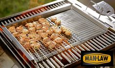MAN-V5 (the perfect grilling gift) This is the MAN LAW Stainless Steel BBQ GRILL TOPPER , perfect for flame kissed Seafood and Vegetables. Large Surface Area to cook for the crowds and easy cleanup when the party is over.  #4days #christmas #giving #manlawbbq #mansonlychoice #bbq #bbqtools #man #followthelaw #obeythelaw #gifting #giftingideas #giftsforhim #giftsformen #giftsfordad #giftsforguys #grilling #grillingtools #outdoorgrilling #barbecue #barbeque #GrillAllYear #grill #outdoorliving