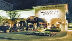 Maggiano's Houston ... Excellent! ~