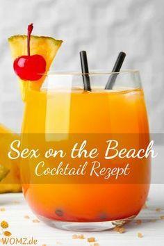 Cocktail Rezepte, beliebte und erfrischende Sommercocktails – WOMZ Du suchst nach einem leckeren Sex on the Beach Rezept? More from my site Sex on the Beach drink recipe Refreshing Summer Cocktails, Beach Cocktails, Summer Drinks, Spring Cocktails, Sex On The Beach Recipe, Tequila, Vodka, Limoncello Cocktails, Signature Cocktail