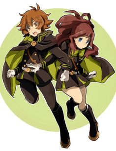 They look like they're dressed to protect Zygarde