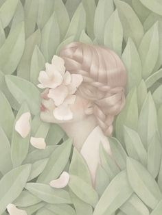 Hsiao-Ron Cheng (鄭曉嶸) is a 1986-born Taiwanese digital artist/illustrator. She started to work as a freelance illustrator in 2012 and soon get international attention. In the same year, her work has been shortlisted for Young Illustrator Award. Hsiao-Ron's clients range from fashion brand to design agencies worldwide. Other experiences include a digital painting of 8ft mural for coffee shop interior design.