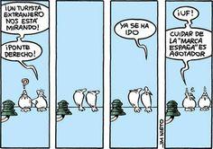 #Humor Cuidando la marca España