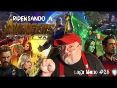 Logo Mono #28 – Ripensando a Avengers – Infinity War (SPOILER)