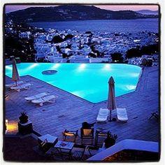 Vencia Hotel Mykonos Greece