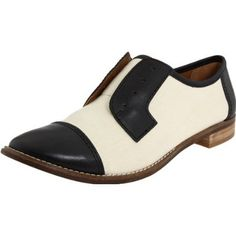 Lucky Women`s Hailey Oxford,Natural/Black,7.5 M US $99.00