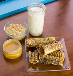 Dog Treat Recipe: with 4 ingredients or less, you can make an amazing frozen dog treat for Fido!