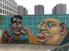 #StreetArt #UrbanCanvas #Barcelona