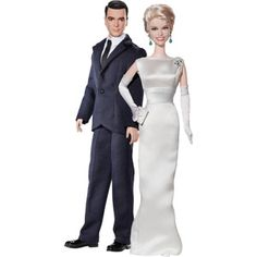 Its a Doris Day and Rock Hudson barbie doll!!!! I actually got this for Christmas!!!!! So exciting!!!! lol