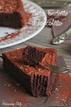 Torta Fondente al Cioccolato,ricetta