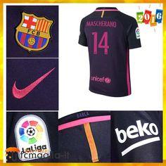 Terza Maglia FC Barcelona 2016