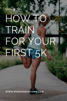 How to Train for you
