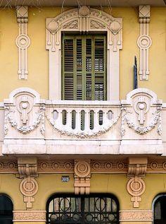 another Barcelona balcony