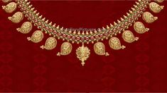 mango necklace designs antique gold jewelry