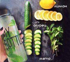 Рецепты для My Bottle – Блог – Магазин подарков Ассорти