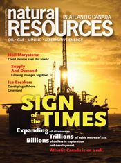 Natural Resources Magazine: March 2012