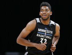 Karl-Anthony Towns con 28 puntos y 14 rebotes conduce a Minnesota a segundo triunfo
