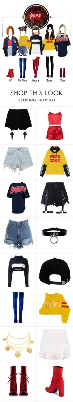 """""""GIRLSQUAD - ' 어머나 (OOPS)' M/V 