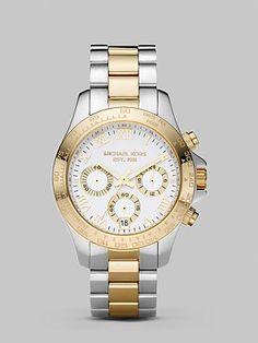 @Michael Kors Chronograph Watch