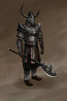Orsinium noble warrior by Swietopelk on DeviantArt Fantasy Races, High Fantasy, Fantasy Rpg, Medieval Fantasy, Fantasy Dwarf, Armor Concept, Concept Art, Character Aesthetic, Character Art
