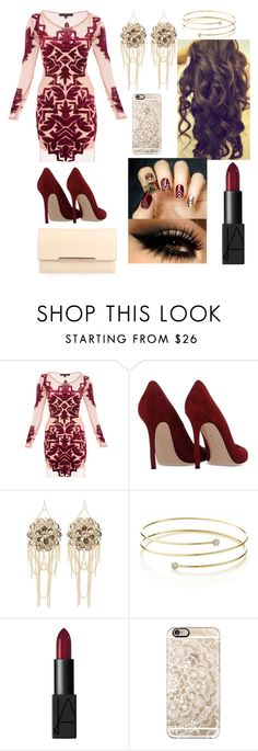 """""""900+ FOLLOWERS YOU ARE AMAZING"""" by e-and-c-fashion-company ❤ liked on Polyvore featuring Gianvito Rossi, Bebe, Elsa Peretti, NARS Cosmetics, Casetify and Christian Louboutin"""