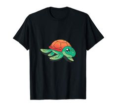 Amazon.com: Cute Baby Turtle Tshirt for Turtle Lover: Clothing   #cuteanimals #babyanimals #kidsfashiontoddler #tshirt Cute Baby Turtles, Lover Clothing, Baby Animals, Cute Animals, Funny Graphic Tees, Toddler Fashion, Funny Tshirts, Cute Babies, Amazon