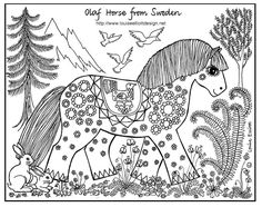 Free coloring pictures for children of the twelve Animals of the World. Detailed Coloring Pages, Cool Coloring Pages, Animal Coloring Pages, Adult Coloring Pages, Coloring Pages For Kids, Coloring Sheets, Coloring Books, Kids Colouring, Embroidery Applique