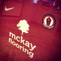McKay Flooring - Supporting St Cadoc's Youth Club