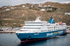 Kykladen Inselüpfen Mykonos Santorini Fähre Islandhopping Skiathos, Samos, Mykonos, Santorini, Zakynthos, Star Ferry, Golden Star, Greece, In This Moment
