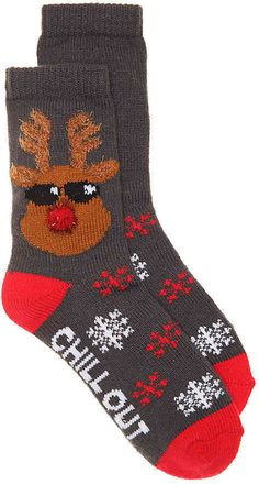 High Point Design Women's Chillout Reindeer Women's's Crew Socks. Christmas socks. I'm an affiliate marketer. When you click on a link or buy from the retailer, I earn a commission.