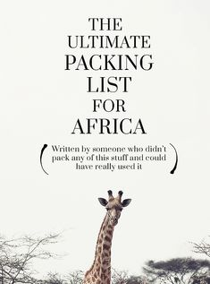Africa – the ultimat
