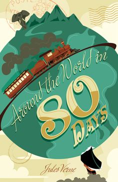 Around the World in 80 Days – Rock Paper Books