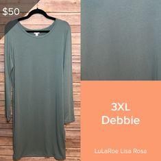 LuLaRoe Debbie Lularoe Debbie, Long Sleeve, Sleeves, Mens Tops, T Shirt, Cap Sleeves, Tee