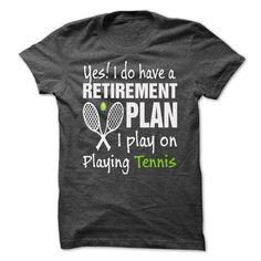 Playing Tennis SHIRTS T Shirts, Hoodies, Sweatshirts. CHECK PRICE ==► https://www.sunfrog.com/Sports/Playing-Tennis--SHIRTS[HOT].html?41382