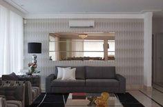 sala-de-estar- como colocar papel de parede -erica-salguero-viva-decora - Imagem para papel de parede