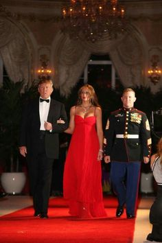 President Donald Trump and First Lady Melania......true American patriots!