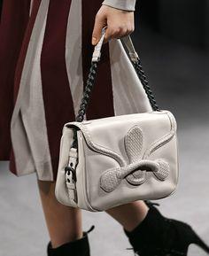 Bottega Veneta Mist Rialto Bag