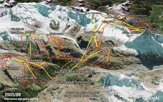 Pistes, Zermatt