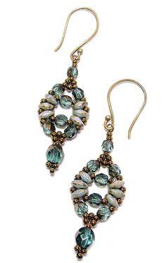 Circe Earrings   Bead-Patterns