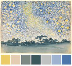❤ =^..^= ❤    Art Bead Scene Blog: color palette
