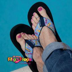 Floating Flip Flops Flip Flops