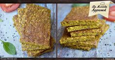 This flatbread recipe eschews flour and uses riced cauliflower instead to bring in assorted nutritional benefits that flour can't provide. https://recipes.mercola.com/cauliflower-turmeric-flatbread-recipe.aspx