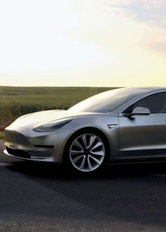Tesla Model 3 – Time for the 3-series to be worried by an electric car?