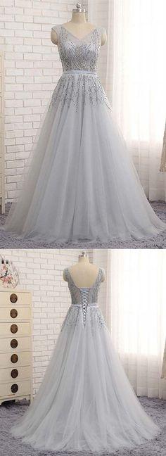 Sexy Beading Prom Dress,Long Prom Dresses,Cheap Prom Dresses, Evening Dress Prom Gowns, Formal Women Dress,Prom Dress