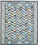 """Waterfall Quilt Kit, 66"""" x 76 3/4""""  I wanna make this one too!"""