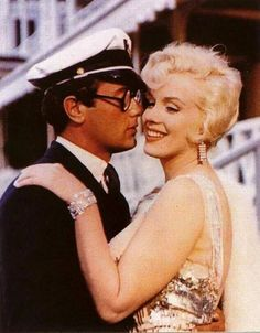 Some Like It Hot - another favorite.  Catholic church rated this movie an X because she fogged up Tony's glasses.  Boy how things have changed thes past 50 years.