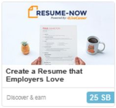 #ezOFFER Offer Name: Resume-Now Offer Wall: Home Page Offer Value: 25 #swagbucks (MAY credit 500 #swagbucks.) Offer Instructions: Complete #ezaspirin in #Opera. Click create resume, sign up (use a new email address), choose template, after you select a template minimize the pop up, click save. Leave page open. Offer credits in 5 minutes. Check account ledger for credit. #GoodLuck #HaveFun #ezswag #makemoney