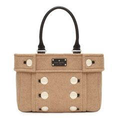 So I am not a name brand person, I normally just go for the deals, but Kate Spade has two purses that I am dying over right now!!! This being on of them!!! LOVE!!!!!!!!!