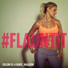 """Flaunt It"" This February for a Chance to Be Featured on SHAPE"