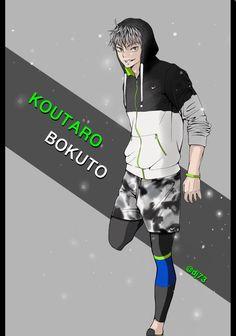 Haikyuu Bokuto, Bokuto Koutarou, Bokuaka, Haikyuu Fanart, Hot Anime Boy, Anime Guys, Haikyuu Ships, Haikyuu Characters, Baby Owls